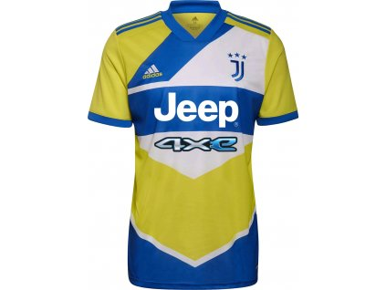 Dětský dres adidas Juventus FC 3rd 2021/22 venkovní