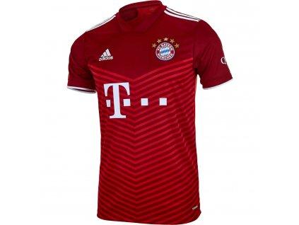 Dětský dres adidas FC Bayern Mnichov 2021/22 domácí