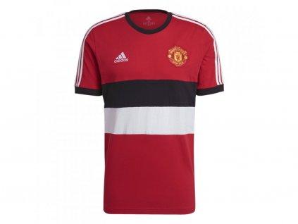 Pánské triko adidas Manchester United FC 3-Stripes