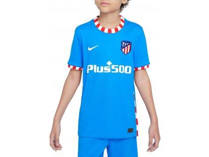 Dětský dres Nike Atlético Madrid 2021/22 Stadium venkovní 3rd