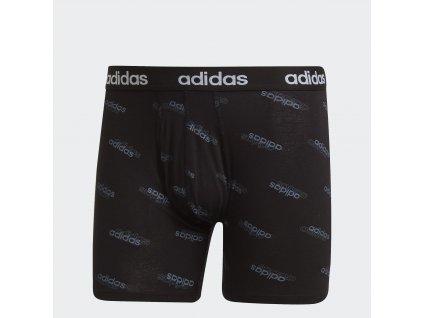 Pánské boxerky adidas Essentials Logo (2 kusy)