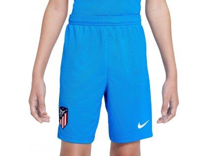 Dětské trenky Nike Atlético Madrid 2021/22 Stadium venkovní 3rd
