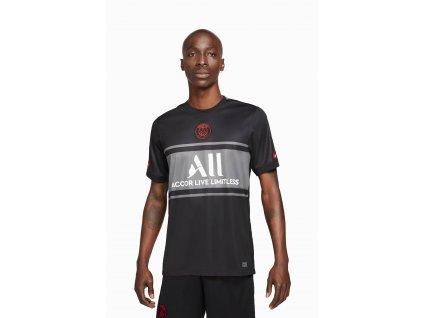 Pánský dres Nike PSG 21/22 Stadium venkovní 3rd