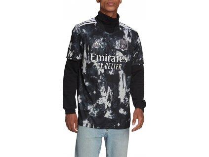 Pánský dres adidas Olympique Lyon 2021/22 venkovní 3rd