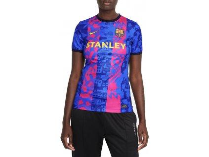 Dámský dres Nike FC Barcelona 2021/22 Stadium venkovní 3rd