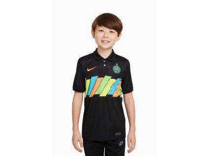 Dětský dres Nike Inter Milan 21/22 Breathe Stadium venkovní 3rd