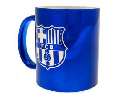 Hrnek FC Barcelona Metalic 320ml
