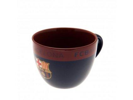 Hrnek na kafe FC Barcelona Cappuccino
