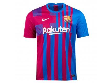 Pánský dres Nike FC Barcelona 2021/22 domácí