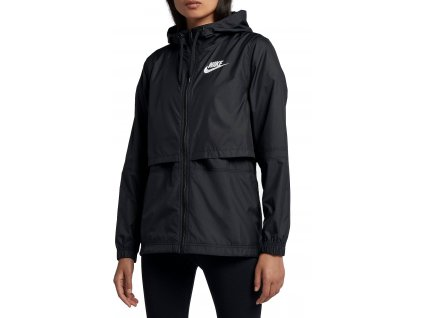 Dámská bunda s kapucí Nike Sportswear