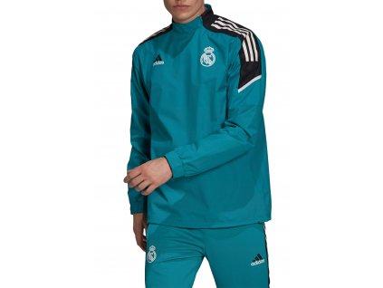Pánská bunda adidas Real Madrid CF Hybrid Condivo