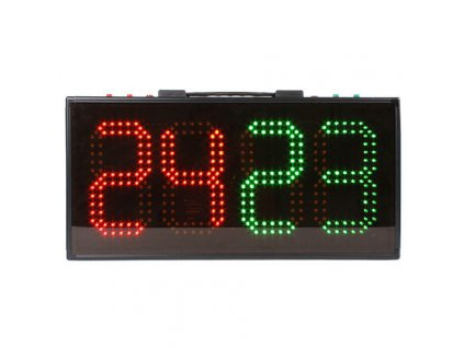 Elektronická tabule pro střídání Merco LED