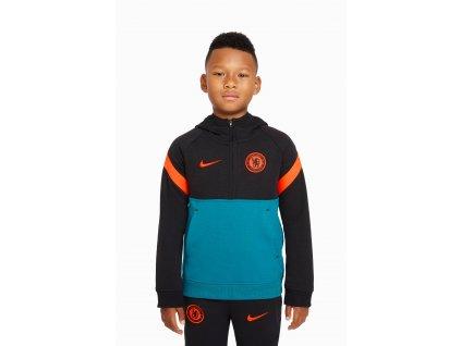 Dětská mikina Nike Chelsea FC Travel Hoodie