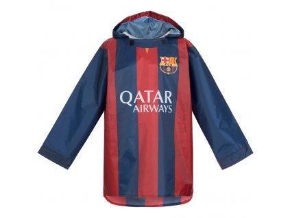 Dětská pláštěnka FC Barcelona Blaugrana