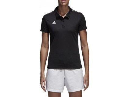 Dámské fotbalové triko adidas CORE18 POLO