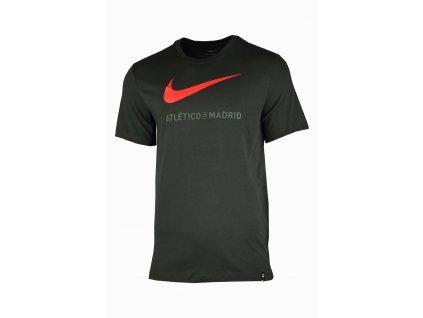 Pánské triko Nike Atletico Madrid 21/22 Swoosh Club Tee