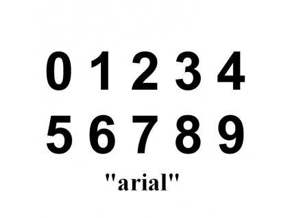Potisky na sady dresů ARIAL 2-16