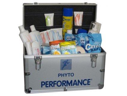 Hliníkový lékařský kufr PHYTO