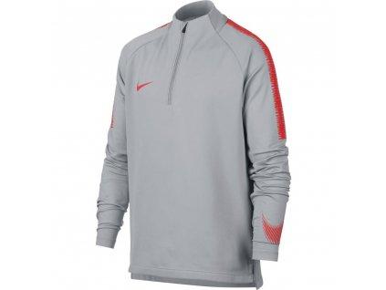 Dětská mikina Nike Dry Squad Drill Top 18 (Textil NIKE Junior S)