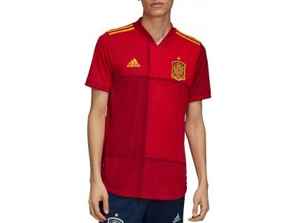 Dres adidas Španělsko Authentic 2020/21 domácí