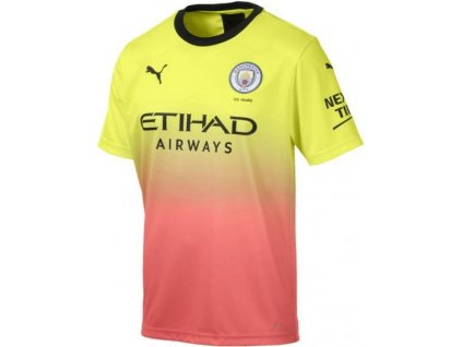 Dres Puma Manchester City FC 3rd 2019/20 venkovní