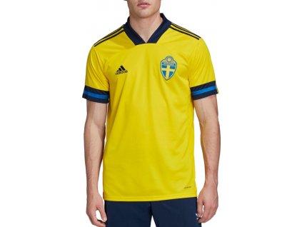 Dres adidas Sweden 2020/21 domácí
