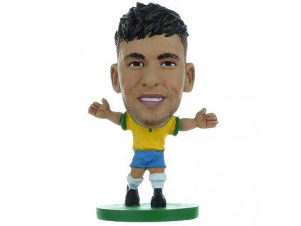 67185 1 sberatelska figurka neymar brazilie vyska 5 8 cm