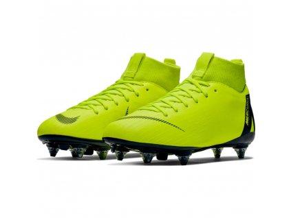 Dětské kopačky Nike Mercurial Superfly 6 Academy SG-Pro