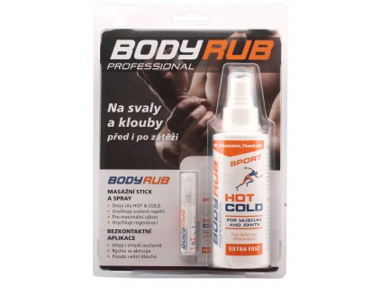 BodyRub spray