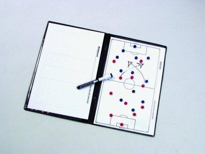 Select Taktické desky Tactics case A4 all games bílá Jedna velikost