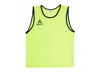 Select Rozlišovací triko Bibs Super žlutá L