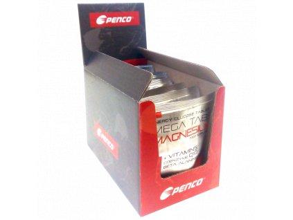 BOX Penco Hořčíkové tablety MEGA TABS MAGNESIUM 12 sáčků (24tbl)