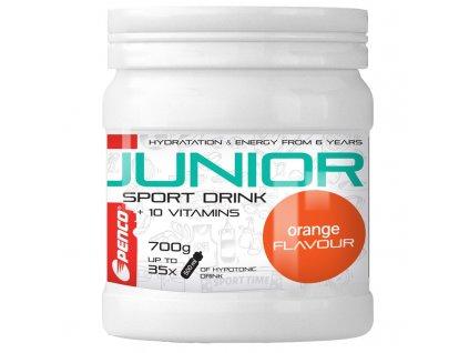 PENCO Iontový nápoj pro děti JUNIOR SPORT DRINK 700g Pomeranč (Počet tablet/porcí 35)