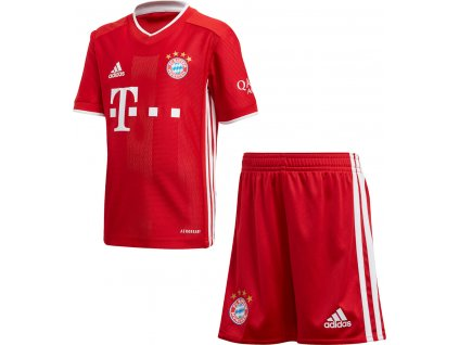 Dětský komplet adidas FC Bayern Munchen 2020/21 domácí