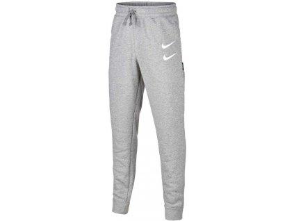 Dětské tepláky Nike Sportswear Swoosh