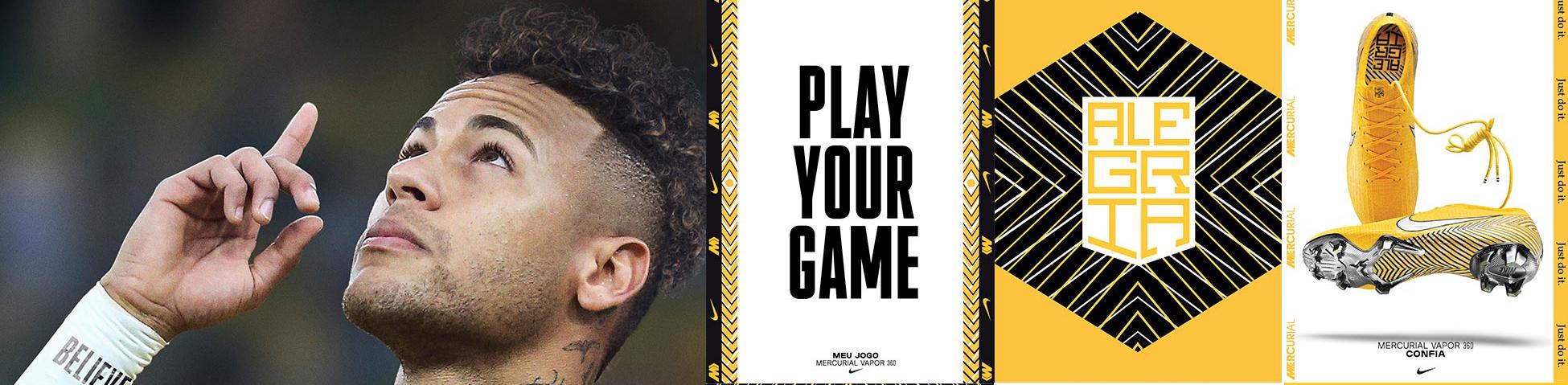 Kopačky Nike Neymar