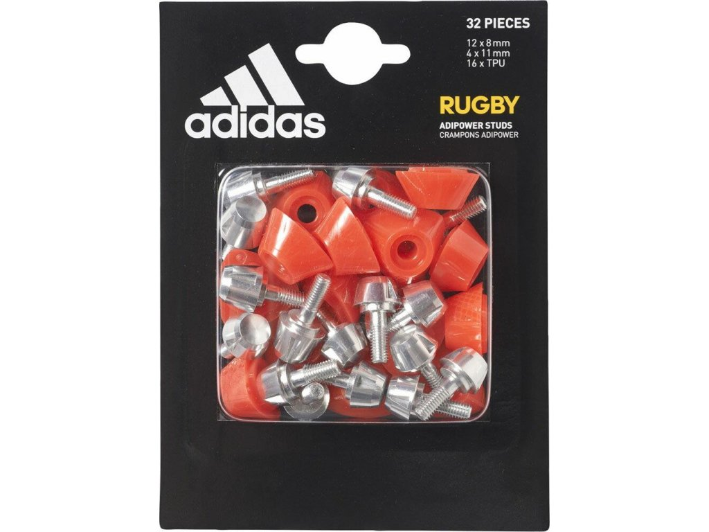 Kolíky do kopačiek Adidas adiPower - RUGBY (Velikost Univerzální)