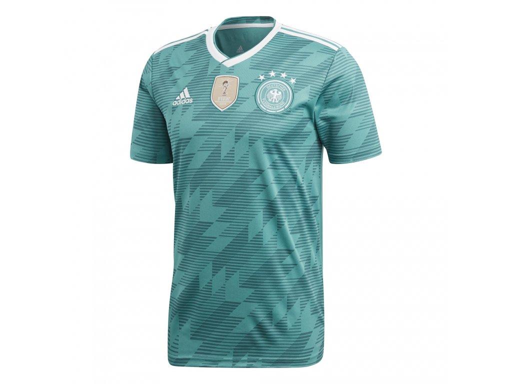 Dres Adidas Nemecko 2018 Vonkajšie (Textil ADIDAS XS)