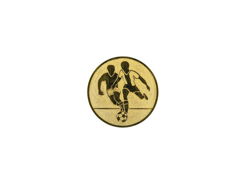 Kovový emblém LTK0001 (BARVA Zlatá)