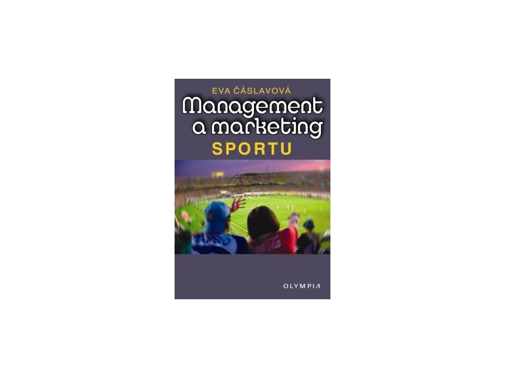 Manažment a marketing Sportu (Název Management a marketing Sportu)