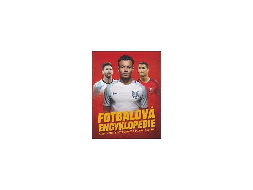 Kniha Fotbalová encyklopedie (Formát A4)