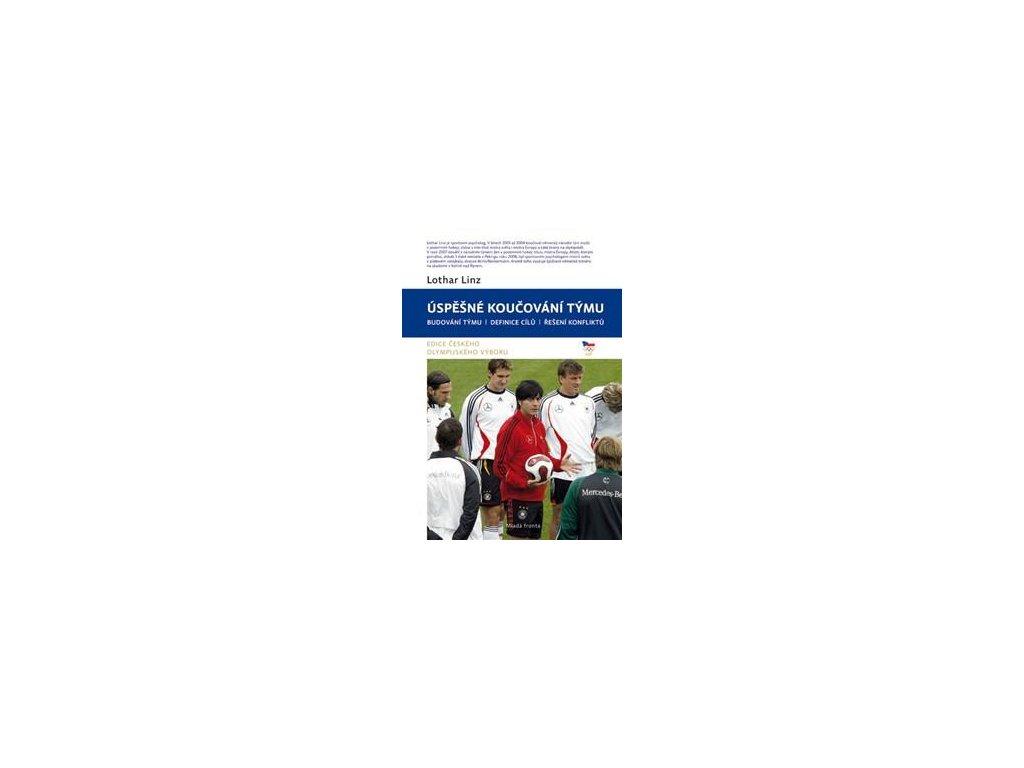 Kniha Úspešné koučovanie tímu (Velikost Univerzální)