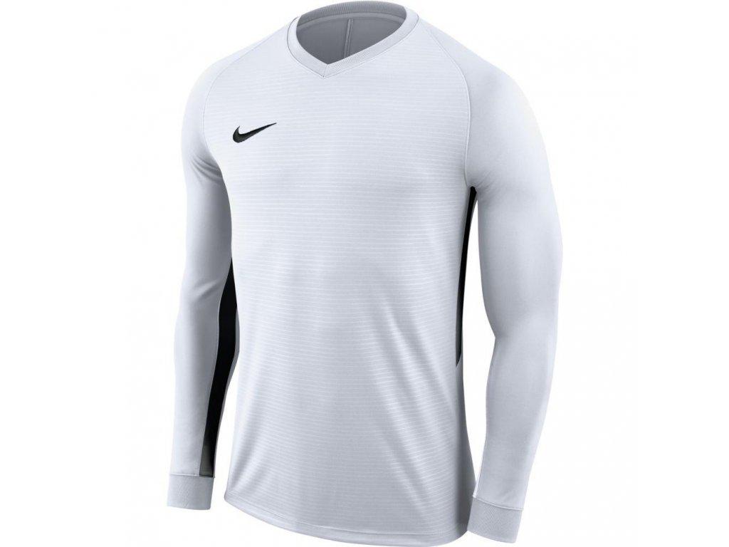 Dětský dres Nike Tiempo Premier dl.r. (Textil NIKE Junior XS)