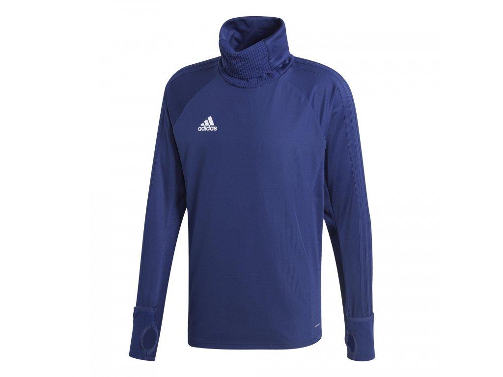 Tréningový top Adidas Condivo 18 Warm Up (Textil ADIDAS XS)