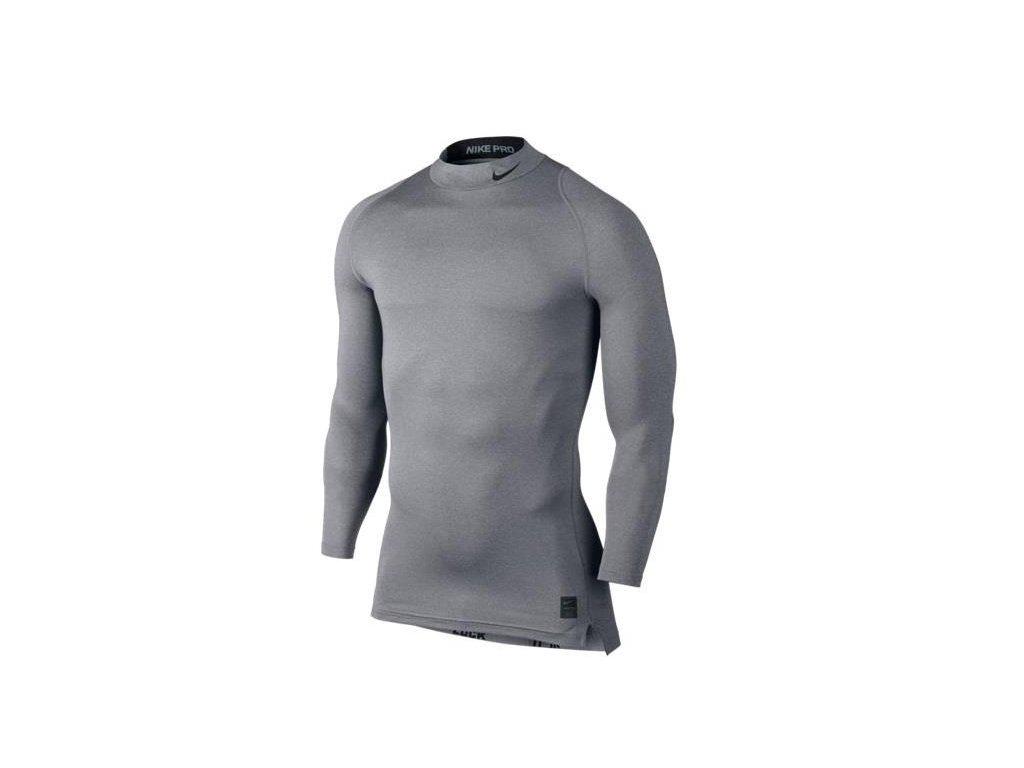 Termo triko Nike Cool Compression Mock dl.r. (Textil NIKE XL)