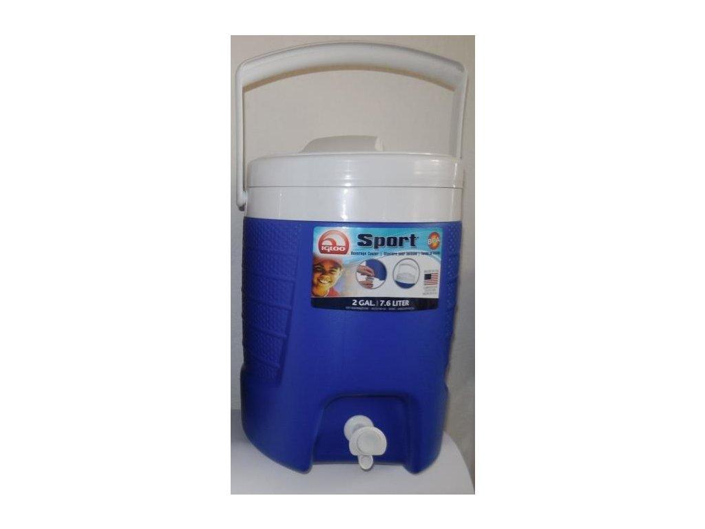 Nápojový termobox Igloo - 7,6 litrov (Objem 7,6 Litru)