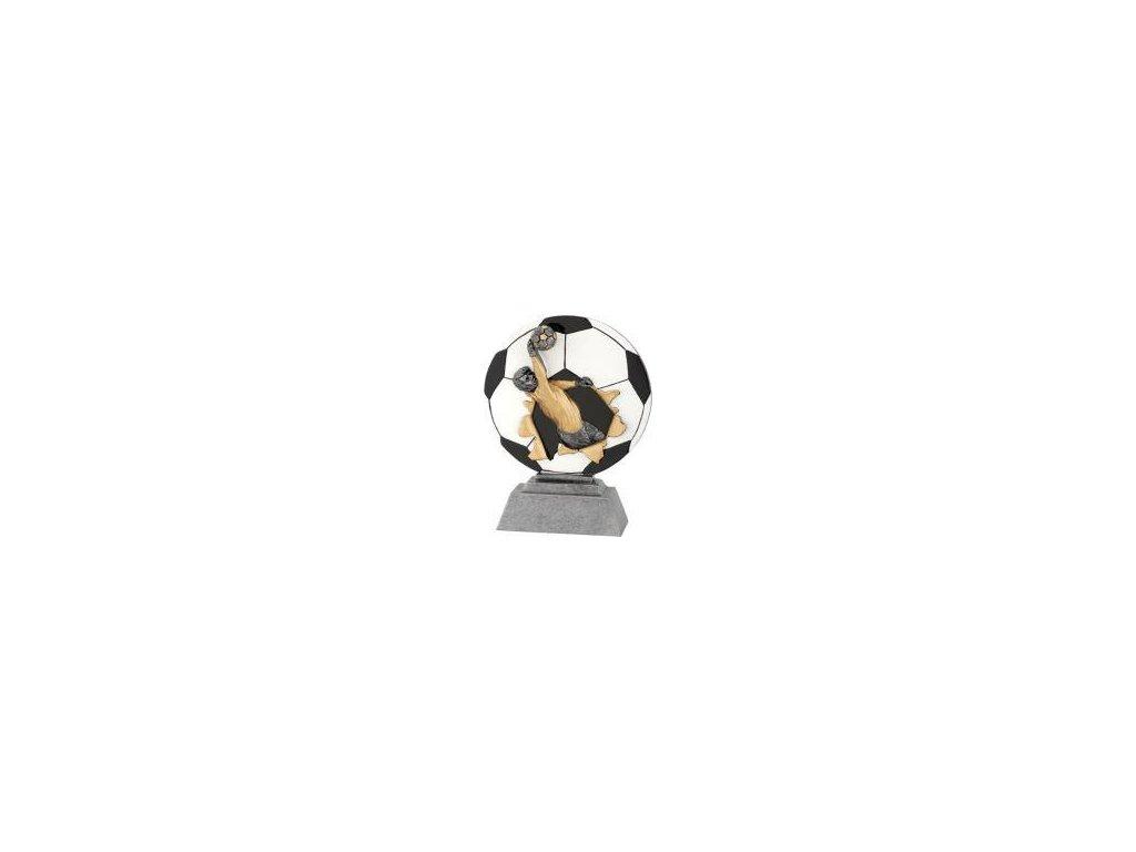 Figurka Luxus XIV (BARVA Bílá-Černá)