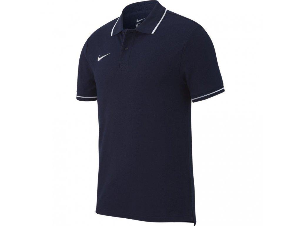 Detské polo triko Nike Team Club 19 (Textil NIKE Junior XS)