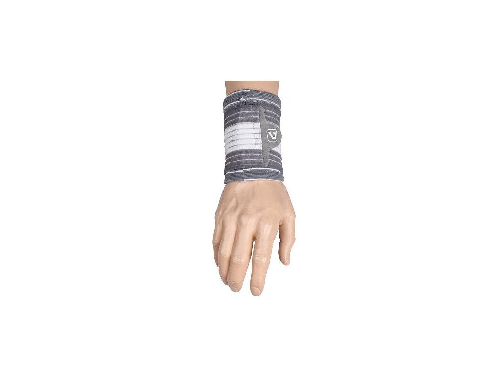 bandáž zápästia LS5672 elastická, nastaviteľná (VELIKOST OBLEČENÍ S-M)