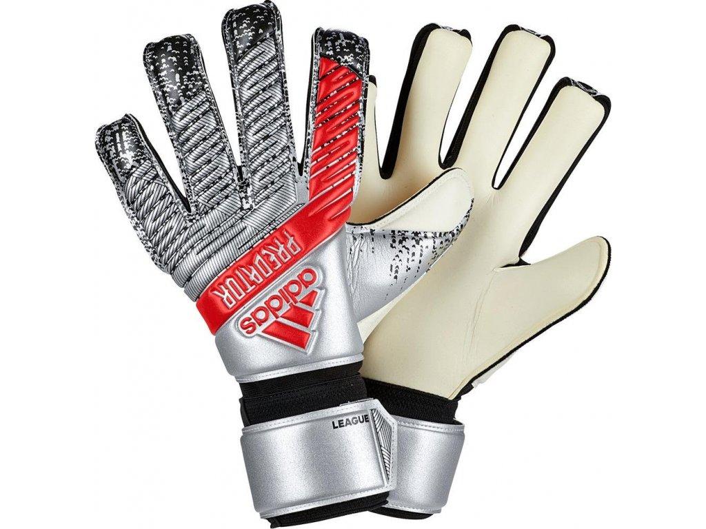 Brankárske rukavice adidas Predator League (Velikost 10)
